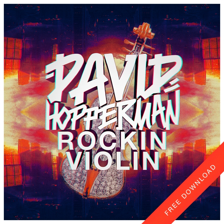 David Hopperman - Rockin Violin (Cover)