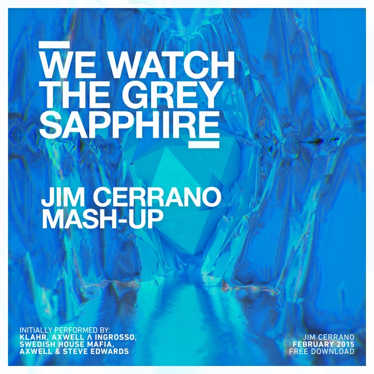Jim Cerrano We Watch The Grey Sapphire Cover