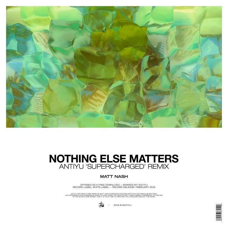 matt nash antiyu nothing else matters