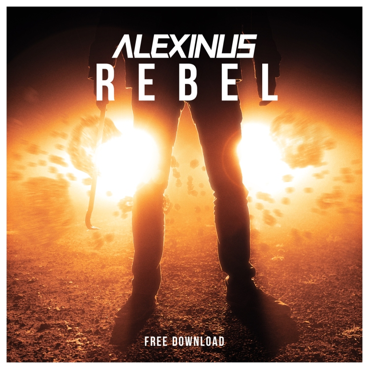 Alexinus - Rebel - Cover