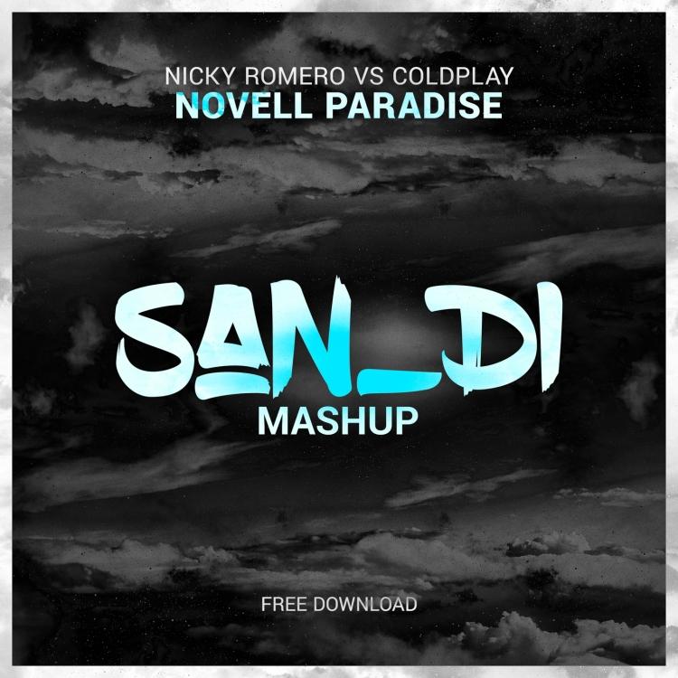 San_Di - Novell Paradise - Cover